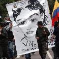 Oscar Leonardo, Periodista, Poeta y Estudiante asesinado por Escuadr�n M�vil Antidisturbio