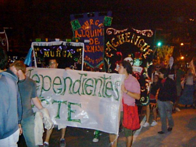 Fotos de la marcha d...