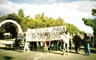 Las Heras: Trabajadores petroleros y de UOCRA deciden construir su propio partido