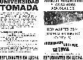 Toma de la Universidad de La Plata