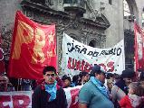 Imagenes del acto del 1 de Mayo en Cba. (II)