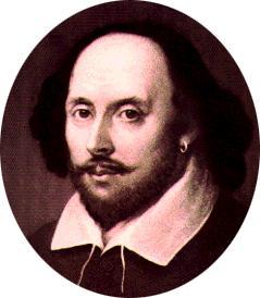 William Shakespeare...