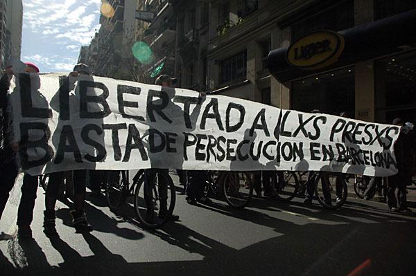 Presos 4F -barcelona...