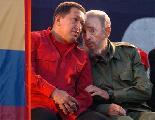 """""""La integración es nuestra bandera contra el imperialismo"""" / Chavez y Fidel en C"""