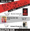 CICLO DE CINE EN GALPÓN SUR