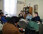 Pueblos originarios de Rosario se reunieron con la vicegobernadora María Eugenia Bielsa