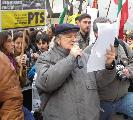 Acto en La Plata contra el terrorismo de estado de Israel (3)