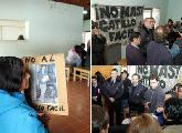 BARILOCHE: Jefes policiales oyeron duros planteos de vecinos de los barrios