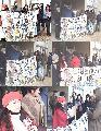 TEMUKO: Movilizacion x la Libertad a Todos los MapuChe Presos Politicos