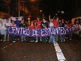 Imagenes de la 6taMarcha de Estatales antiburocraticos
