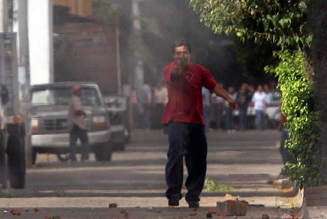 (Fotos) México: Ases...
