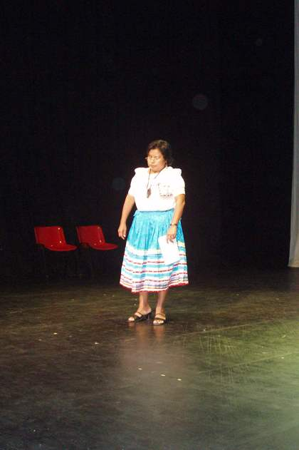 Roselia Jiménez...