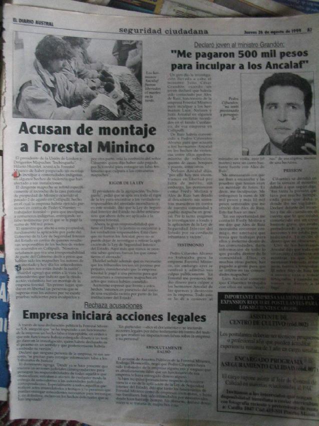 El caso de Pedro Cif...