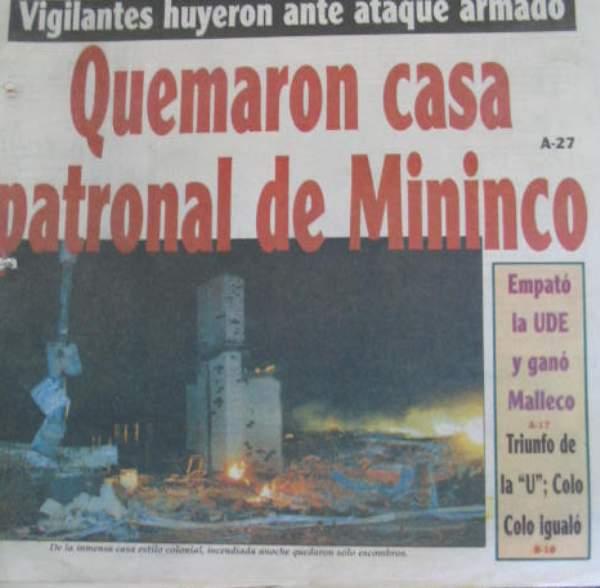 Fundo Rucañanco y qu...