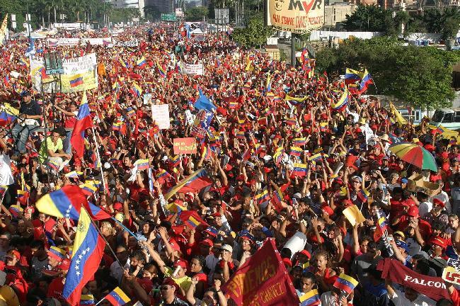 Viva Venezuela Boliv...