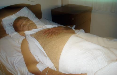 Miguel Aranda hospit...