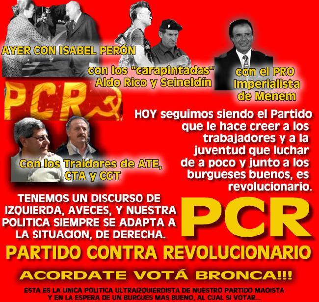 TODOS CONTRA EL P. C...