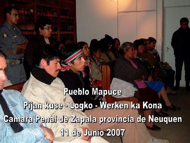 Mapuches de diferent...