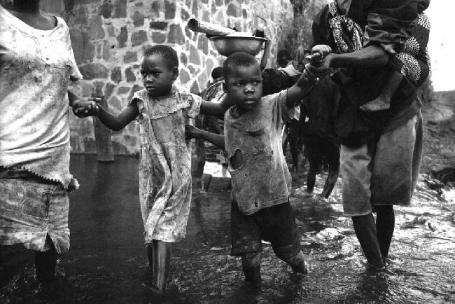 Niños del Congo...