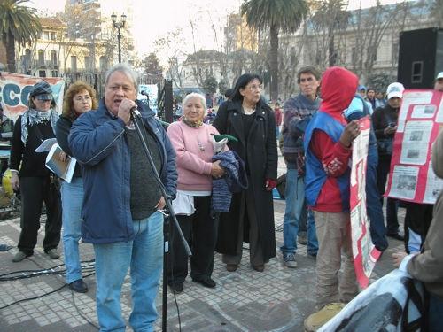 Jorge Acedo, de la C...