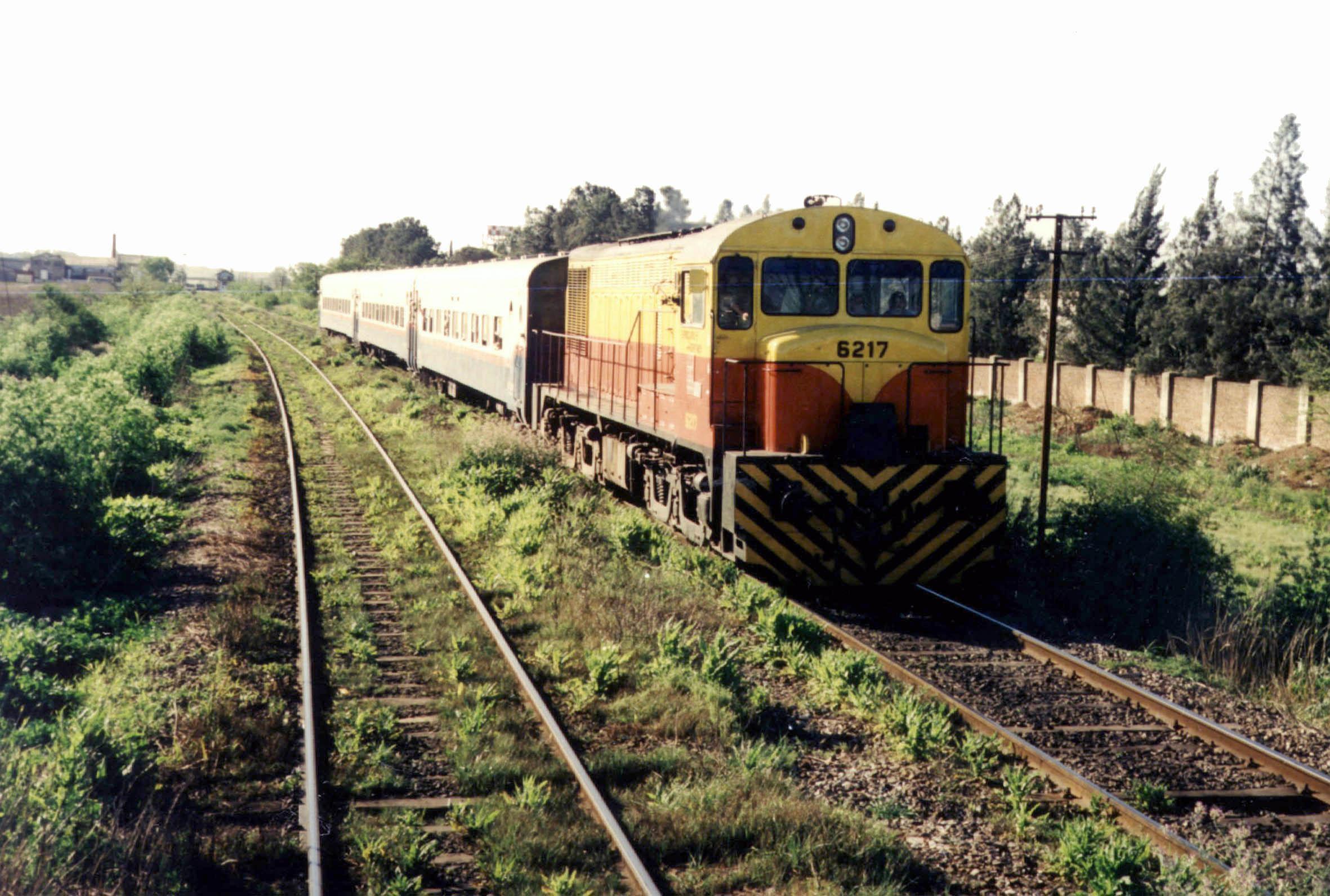 empresas trenes: