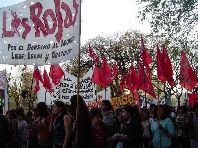 Las Rojas...