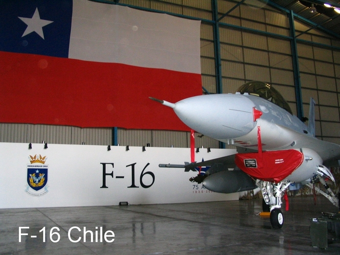 Perú: Chile sigue comprando armas