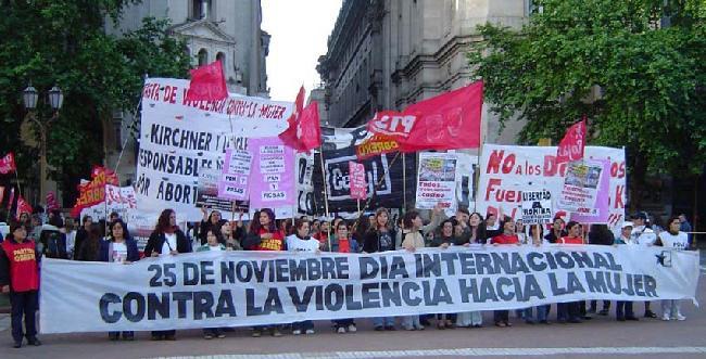 23/11/07 Día de Luch...