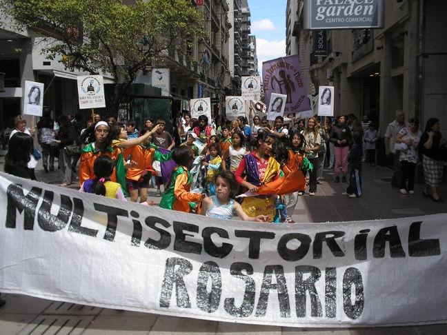 Rosario: Día interna...