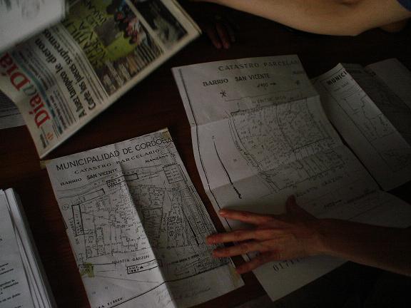 Planos de la Villa.....