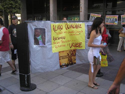 A favor de las FARC...