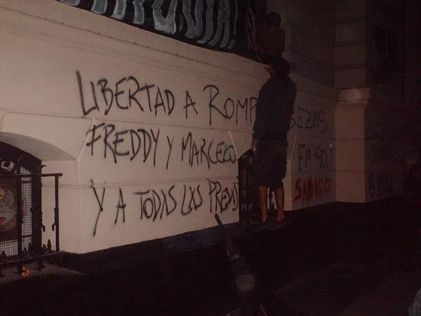 Solidaridad con Fred...