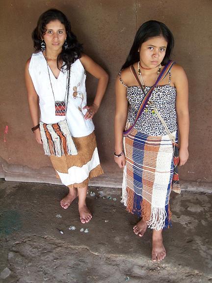 pueblos originarios...