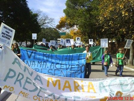 STA FE/Ana María Ace...