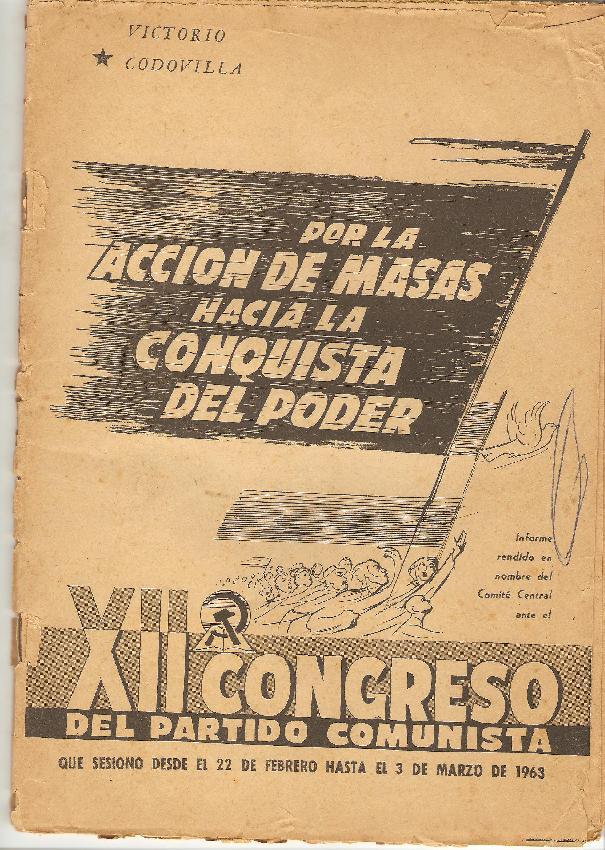 El PCA y su XII Cong...