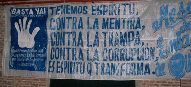Trata de personas en argentina en la universidad nacional de quilmes