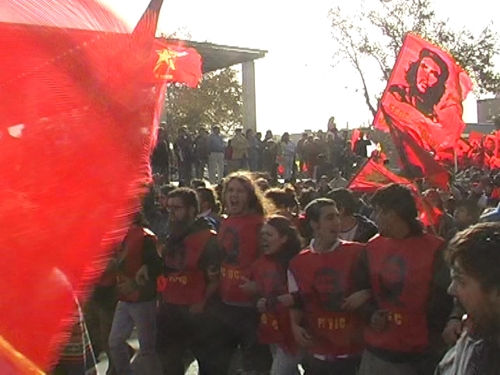 La Fede FJC Argentina (Federacion Juvenil Comunista) Y PCA Che_14jun08_003