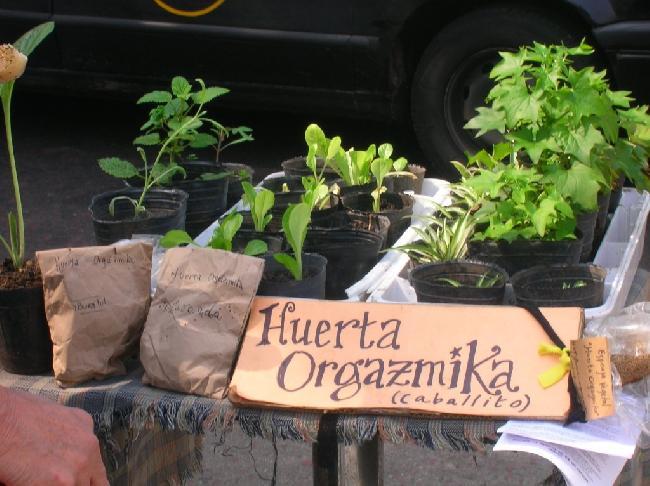 La Huerta Orgázmika ...