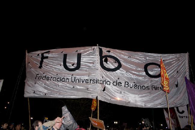 La FUBA, apoyando to...
