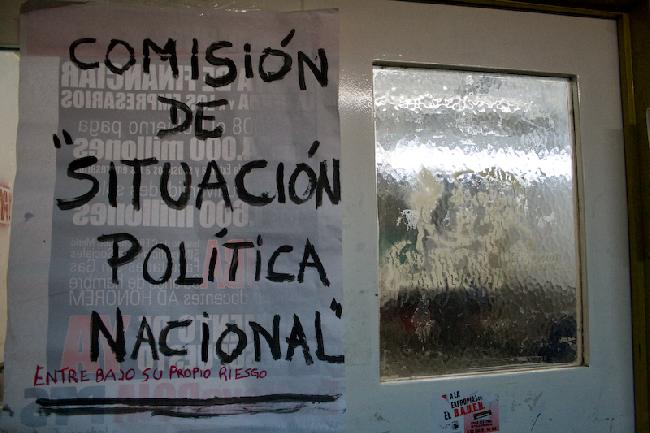 Situacion POlitica...