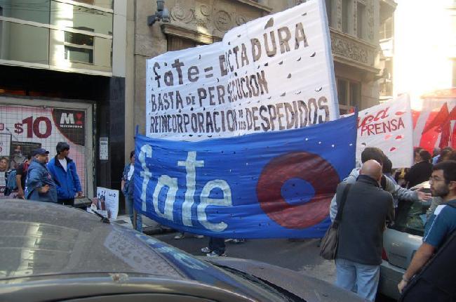 Bandera Fate...