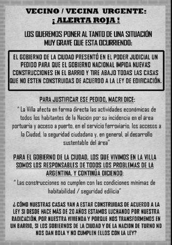 Villa 31: un grito contra la indiferencia – La Historia ... - photo#39