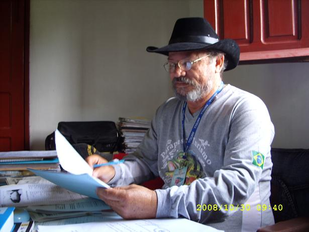 Paraguay: Entrevista...