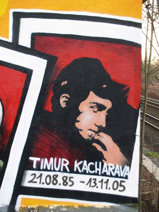 Timur Kacharava...