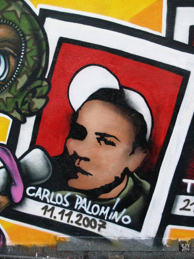 Carlos Palomino...