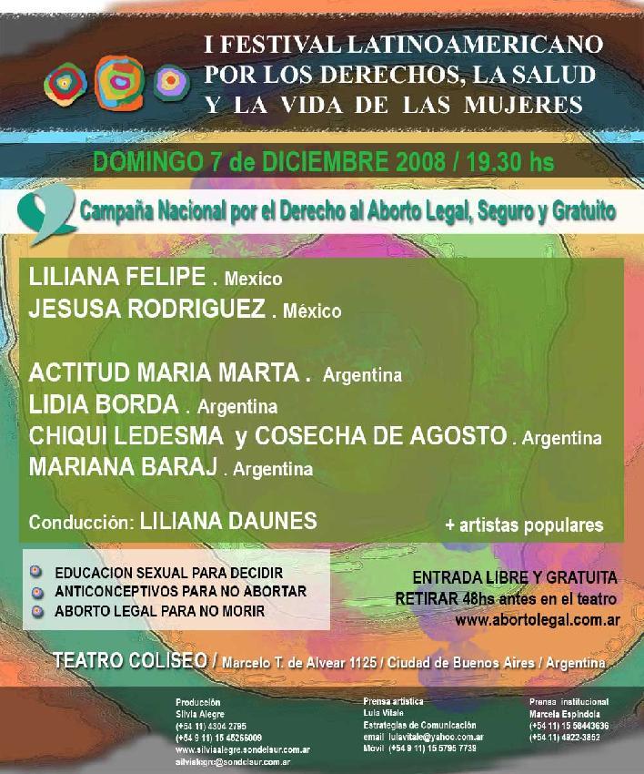 Iº Festival Latinoam...