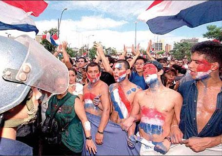 los hombres paraguayos mas pijudos