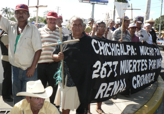 Cañeros de Nicaragua...