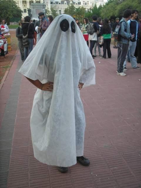 El fantasma del bole...