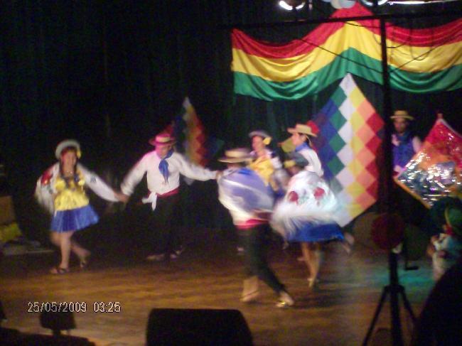 Danzas de Tarija...